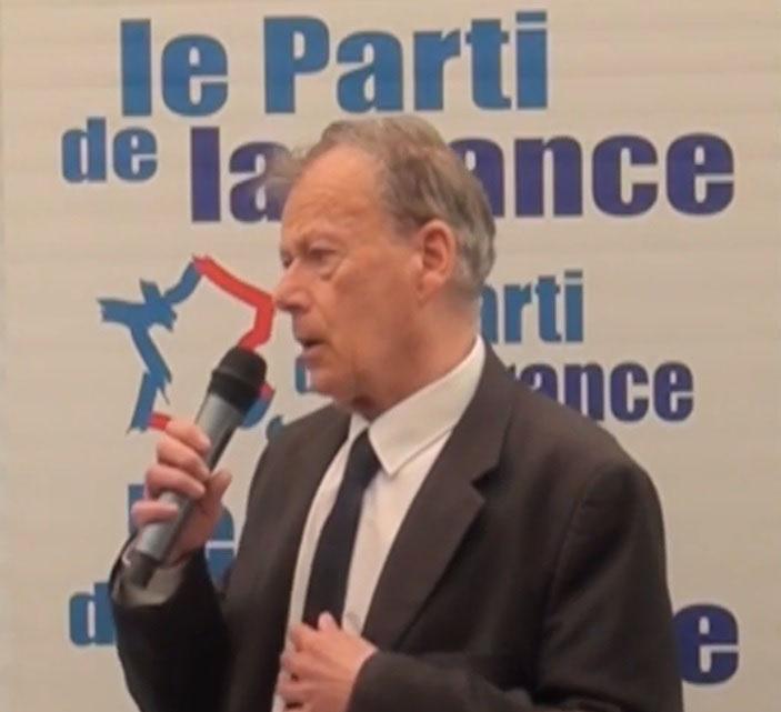 Quand viendra l'heure des comptes par Jean-François Touzé Délégué général du PdF