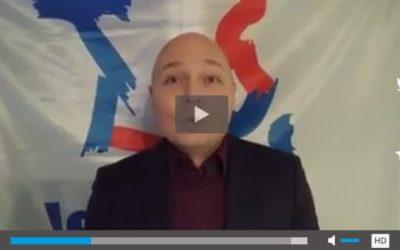 Les vœux de Thomas Joly, Président du Parti de la France, pour la nouvelle année
