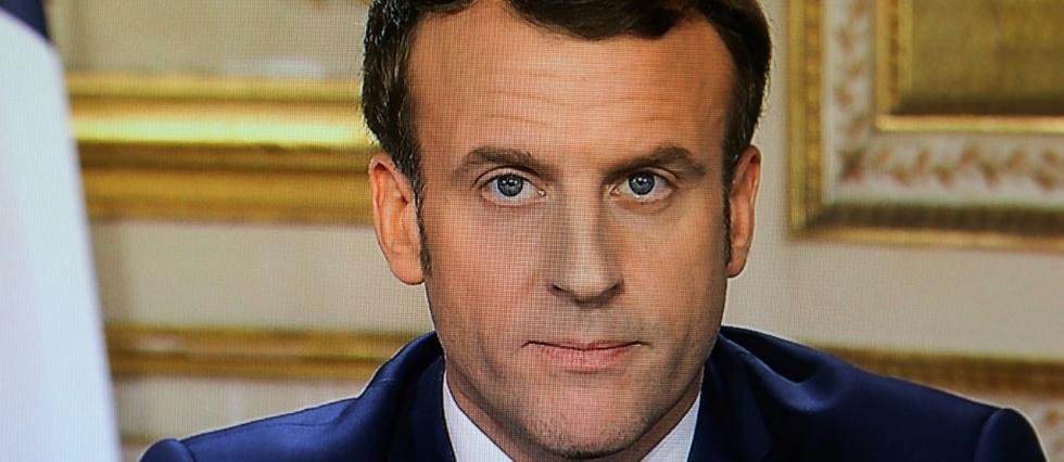 Un tyran à l'Elysée.
