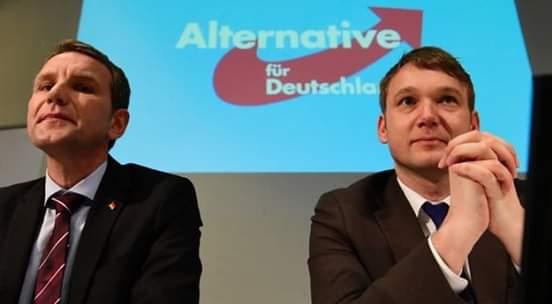 L'extrême gauche gagne la Thuringe.