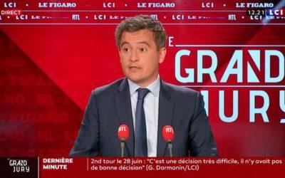 Gérard Darmanin, vous mentez !