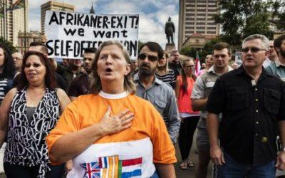 L'expropriation des fermiers blancs causera la ruine de  l'agriculture sud-africaine.