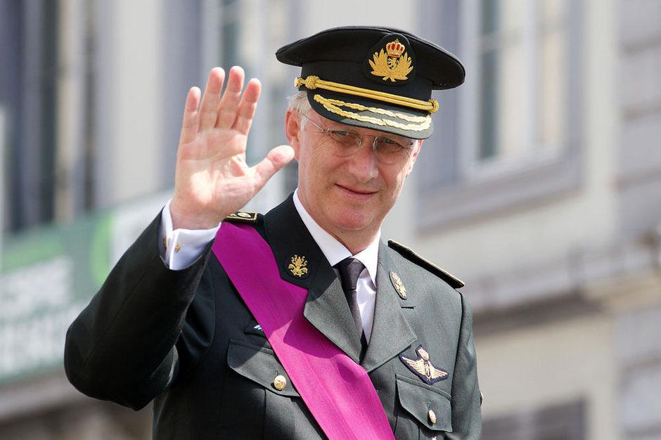 Philippe, roi des Belges: un triste sire!