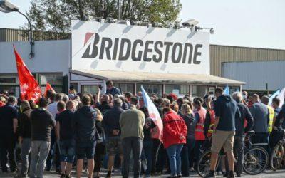 Bridgestone : Tartuffe mène le bal.