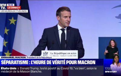 Macron aux Mureaux: discours inutile de la méthode erronée.