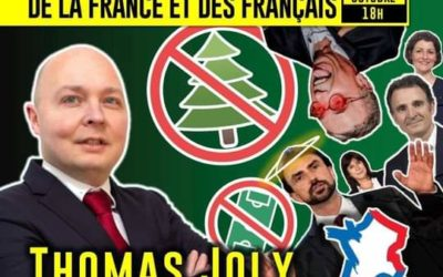 Samedi 24 octobre: Thomas Joly à Bordeaux.