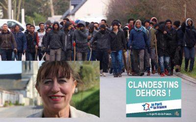 A Calais, une seule solution : la remigration !