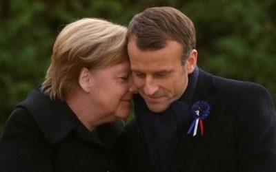 Assemblée franco-allemande : un machin de plus au service de la supranationalité.