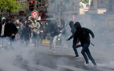 Biarritz livrée ce week-end au planétarisme financier et aux crapules gauchistes