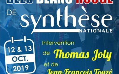 C'est ce week-end à Rungis, le Parti de la France sera bien sûr présent. Soyez nombreux !