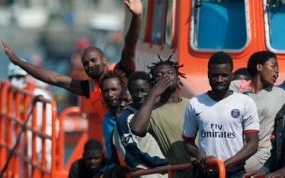 Espagne : le FMI préconise 5,5 millions de migrants d'ici 2050
