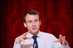 Grâce aux taux négatifs, Macron cache la faillite de l'État.