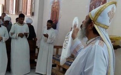 Huit églises coptes fermées par des musulmans…