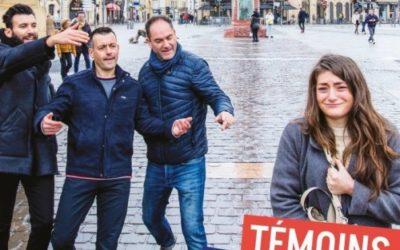 Ignoble : des affiches accusent les Français de « harcèlement de rue »