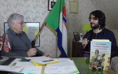 Jean-Claude Rolinat avec Daniel Conversano dans l'émission « Vive l'Europe »