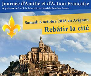 Journée d'amitié et d'action française