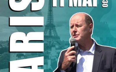 Le Parti de la France fête ses 10 ans