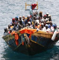 Déferlante migratoire : c'est reparti!