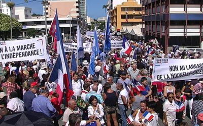 Référendum en Nouvelle Calédonie : le Parti de la France appelle à voter contre l'indépendance