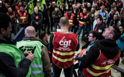 SNCF : Défendons le service public, pas les syndicats communistes ni Macron