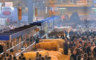 Salon de l'agriculture : le PDF défend les paysans français.