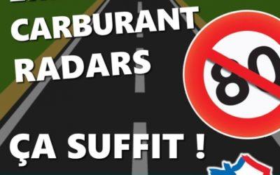 Sécurité routière : d'abord faire payer les Français.