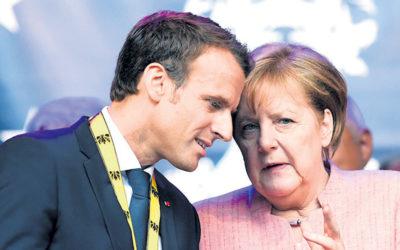 Traité d'Aix la Chapelle : c'est la France que Macron assassine.
