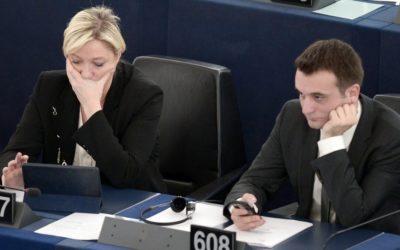 Marine Le Pen/Florian Philippot : le divorce est officialisé