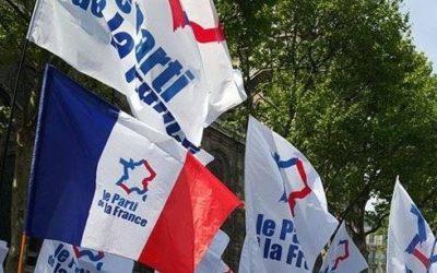 Sénatoriales : le Parti de la France progresse dans l'Oise, le Nord et le Pas-de-Calais
