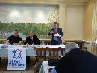 Compte-rendu de la réunion avec Carl Lang à Strasbourg