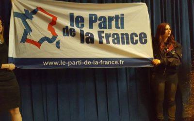Libre Journal du Parti de la France – Émission du 11 avril 2011