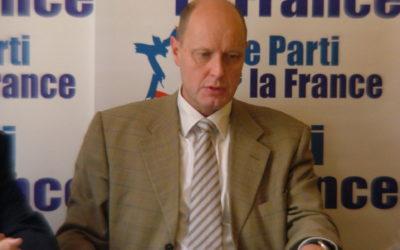 Lettre ouverte de Carl LANG aux militants nationaux