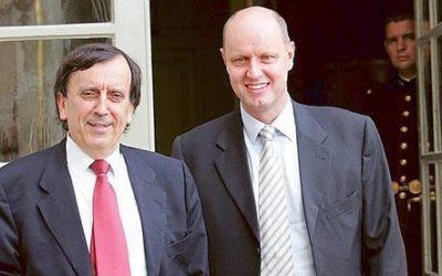 M. Jean-Claude Martinez, candidat «Force Vie» aux élections européennes prochaines.
