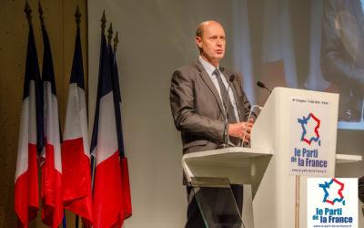 Notre 3ème Congrès du Parti de la France : un grand succès
