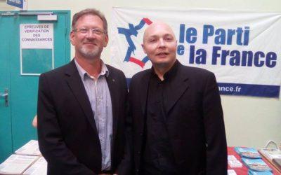 Le Libre Journal du Parti de la France – 28 mars 2010