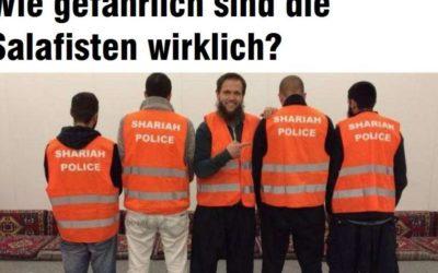 Une police de la charia fait scandale en Allemagne